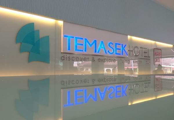 Temasek Hotel - Shopping
