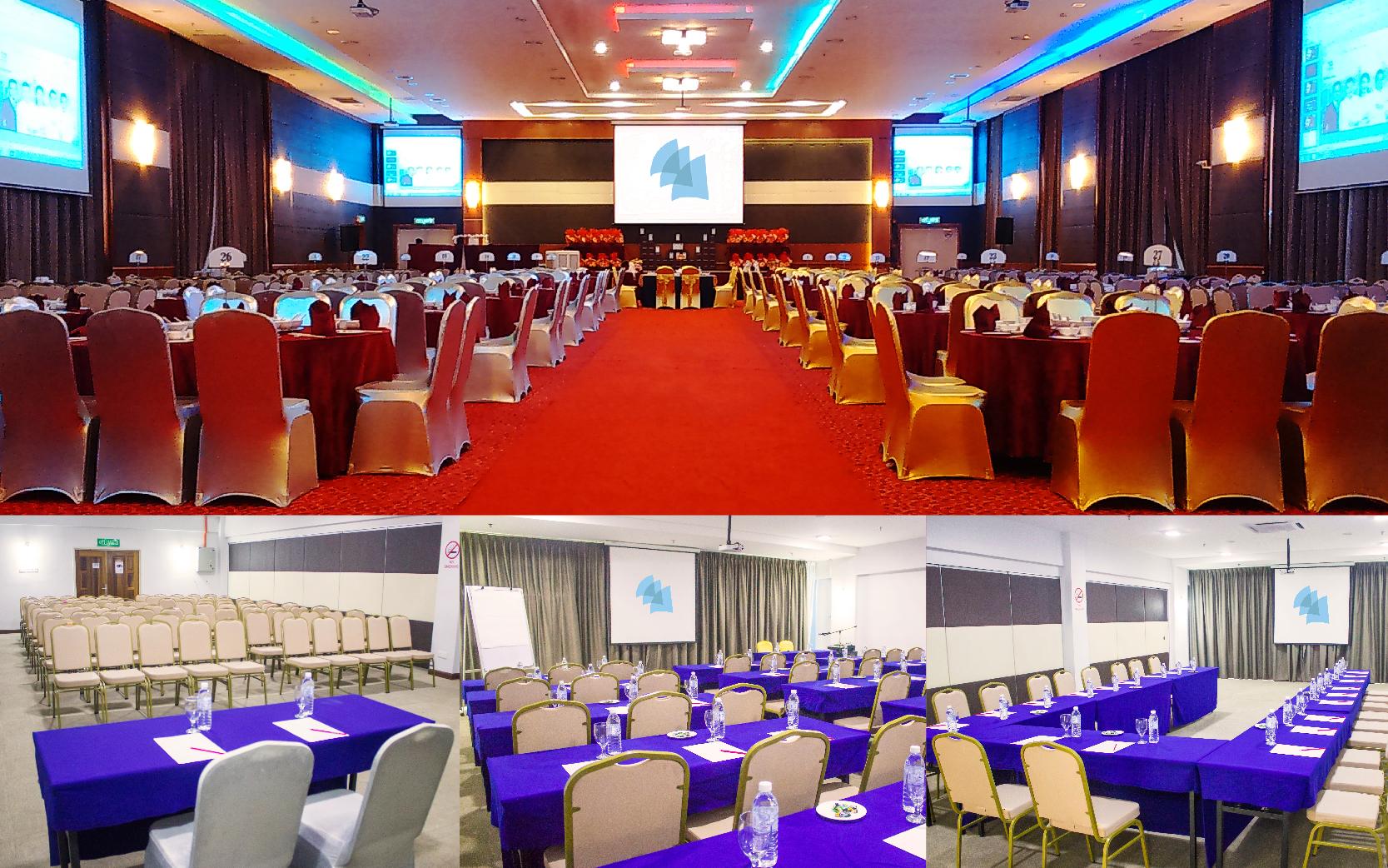 Temasek Hotel - Meetings & Events